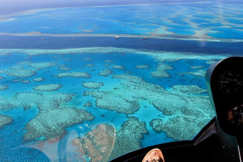 Austrālija, Great Barrier Reef